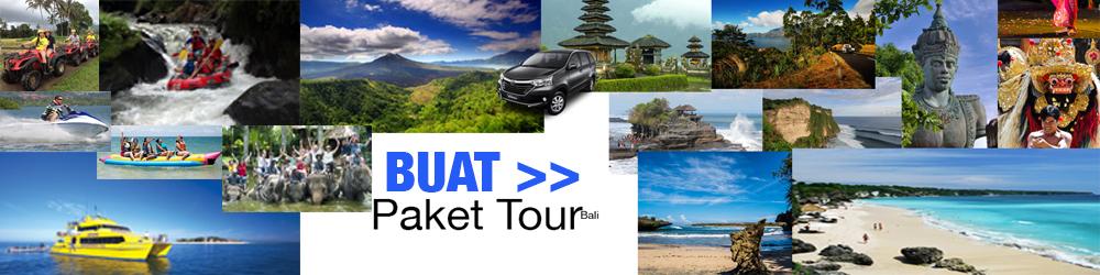 Buat Paket Tour - BaliWisataTravel.com