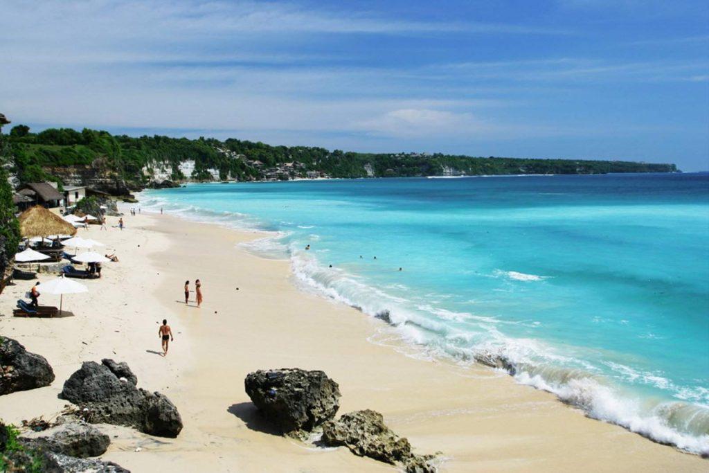 Dreamland Bali Wisata