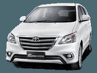 sewa mobil Bali - kijang innova