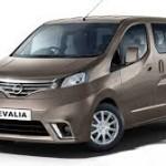 Rental mobil di Bali - Nissan Evalia - Sewa Mobil di Bali
