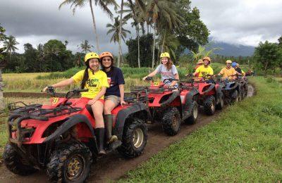 Paket tour bali petualang - ATV ride - BaliWisataTravel.com