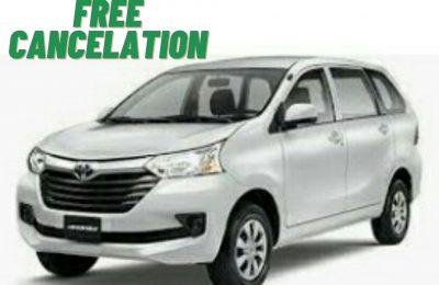 free Cancelation sewa mobil avanza di bali