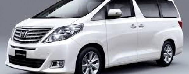 Sewa Mobil di Bali - Alphard