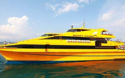 bounty day cruise