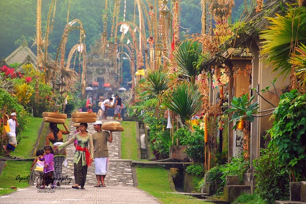 Desa Penglipuran, Kawasan Wisata Desa Adat Khas Bali