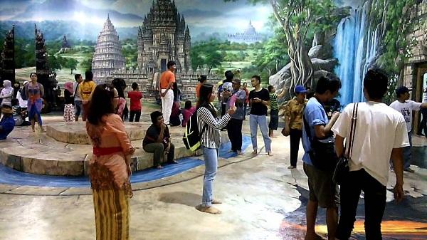 Museum 3D Bali, Tempatnya Trik Art Bernuansa 3 Dimensi Terbaik di Bali