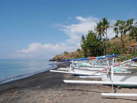 Pantai Amed Bali, Tempat Berlibur Terbaik di Pulau Bali