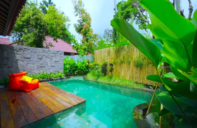 villa ubud with private pool