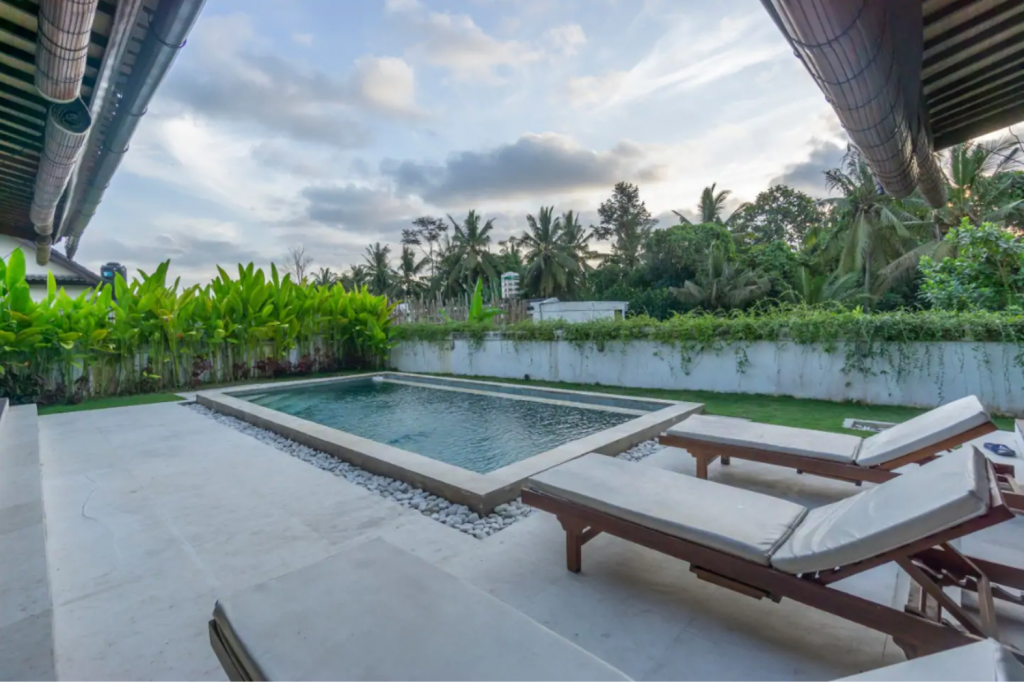 4BR Private Pool Villa Wide-Open Forest Field View
