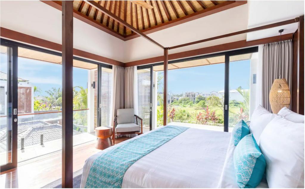 Designer Luxury Bali Villa In Canggu 3min To Beach