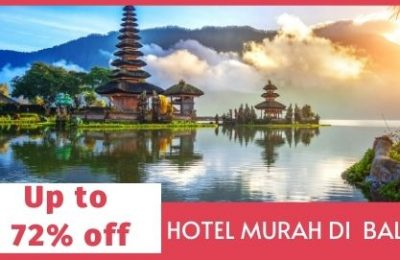 Up to 72% off hotel di Bali